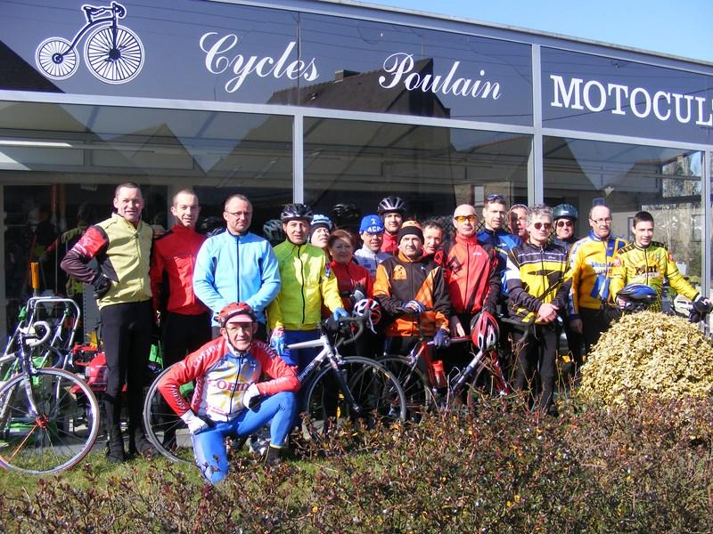 Equipe cyclo 2011