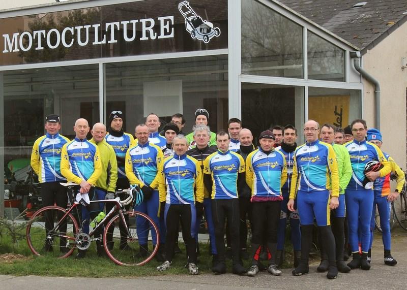 Equipe cyclo 2012