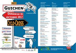 flyer cyclocross 2017 - ECPG
