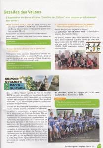 Bulletin municipal Bourg-des-comptes - Fév 2015