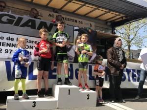 2017 - ECPG - podium Thais - Lanester  (1)