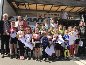 2017 - ECPG - podium Thais - Lanester  (2)